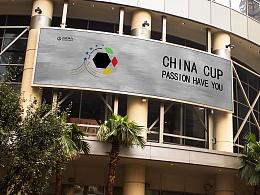 蛹化蝶进行时---中国足球杯