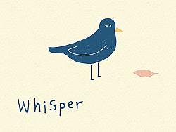Whisper | 告诉你一个秘密