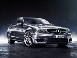 Mercedes-Benz C63AMG