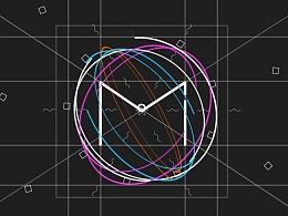 第一次做的动态logo