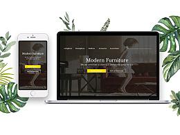 家居官网设计&UI设计&画册设计