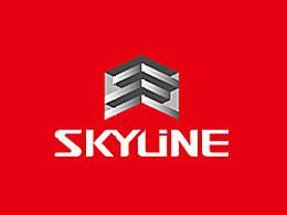 银正铝业品牌形象标志设计