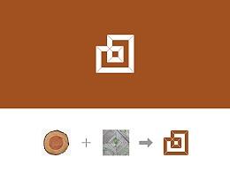 木材公司的logo设计