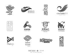 近阶段部分商业logo案例作品