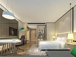 精品酒店设计推荐——郑州专业精品五星级酒店设计案例