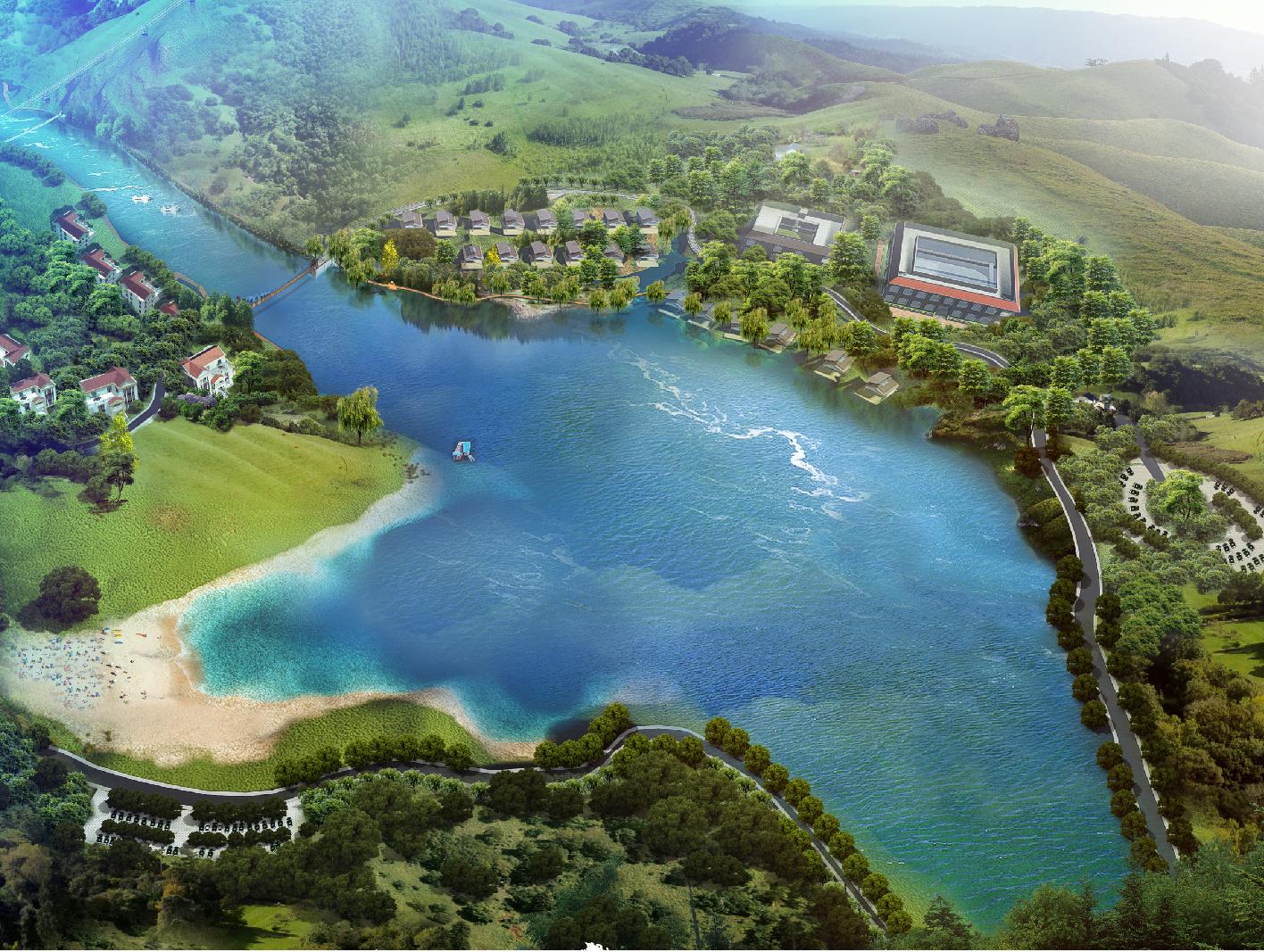 昆明杨林小石洞生态旅游景观规划