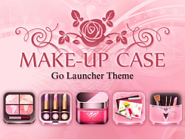 Make-up Case 桌面主题