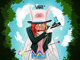 #VANS艺术家#  EMBRACE THE NATURAL