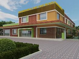 大楼外观设计