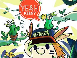 【Keeny】夏日毕业季