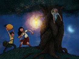 《悄悄的白日梦》11-13&影拓5试用绘画过程截图