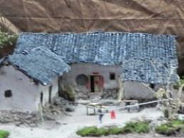 渝西农村房屋模型