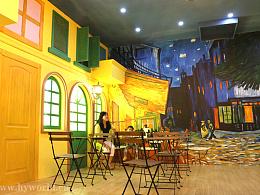 【梵高星空艺术馆】纪念梵高逝世125周年