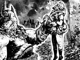 更新!回归混沌 第一章第二节 漫画
