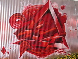 727crew涂鸦团体--redearth红色星球