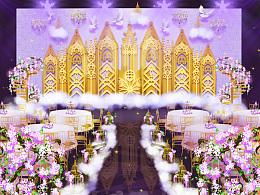 人生需要仪式感——婚礼手绘 造梦瞬间