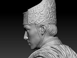 绣春刀2-沈炼雕像