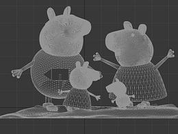 产品3D模型原创设计
