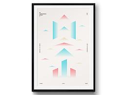 广州城记-海报设计