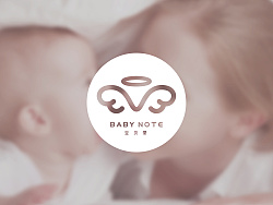 丨baby note丨宝贝录品牌设计丨