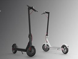 小米 米家电动滑板车