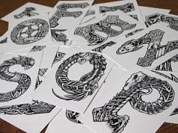 26个字母 26个坑