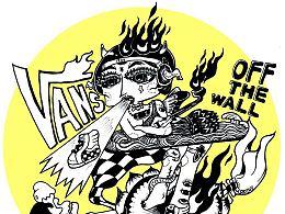 :#VANS#初投稿《欲之火》