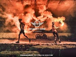 某运动品牌 2015新品平面拍摄