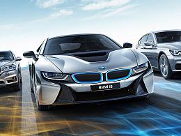 2016年的汽车CGI摄影作品回顾