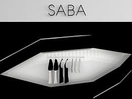 SABA橱窗概念设计