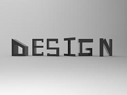 一组关于Design的公共艺术