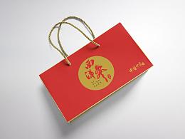 西洋参礼盒包装