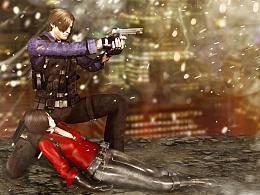 Leon X Ada - Resident Evil 6 里昂 X 艾达 - 生化危机6