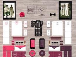 兰诺婚礼管家品牌形象设计