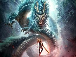 《大圣归来》中国龙版终极海报
