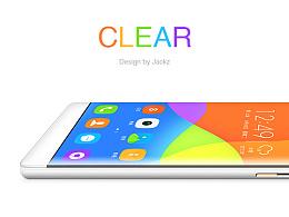 《clear》图标设计练习