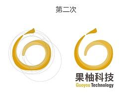 自己设计的企业logo,请大家批评指正