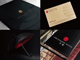 高端酒店品牌设计-新中式风格