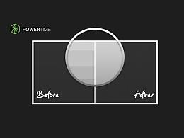 【充电时间】如何解决渐变色带问题?