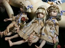 好奇柜3魔都娃娃特展