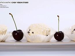 鹿马影像 甜品摄影 冰激凌摄影|秒诺·意大利