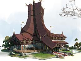 建筑概念设计教程by洛克猴
