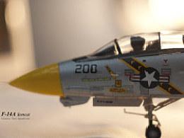 F-14A自己拼自己拍