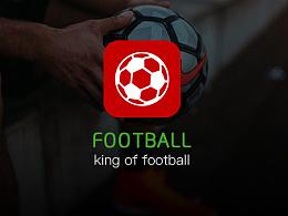 足球APP界面设计