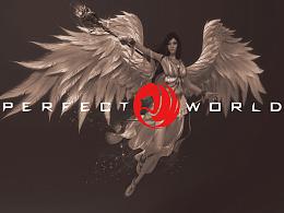 完美世界logo案例2