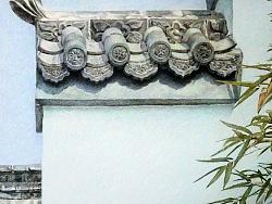 彩铅的魅力 —《新竹》