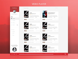 UI100-09 Video Player
