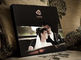婚纱摄影标志设计华纳婚纱摄影LOGO设计品牌LOGO设计结婚标志设计