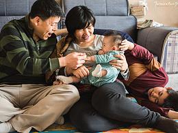 家庭摄影 | 果果的成长日记40天&100天