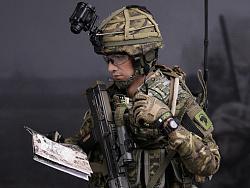 英国陆军 在阿富汗
